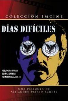 Ver película Días difíciles