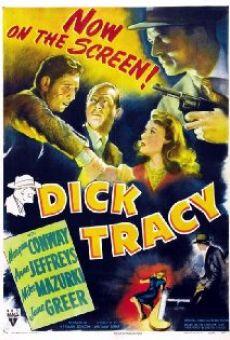Ver película Dick Tracy, detective