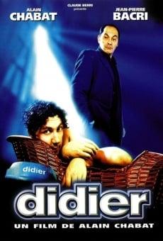 Película: Didier, mi fiel amigo
