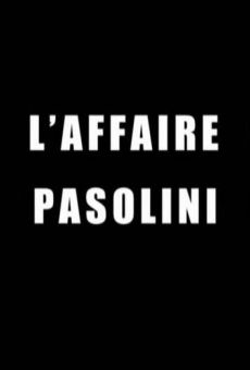Watch Die Akte Pasolini online stream