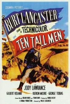 Ten Tall Men Online Free