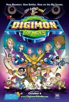 Digimon: La película online gratis
