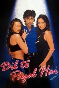 Ver película Dil to pagal hai