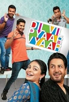 Dil Vil Pyaar Vyaar online kostenlos