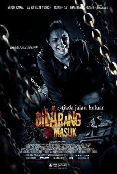 Ver película Dilarang Masuk
