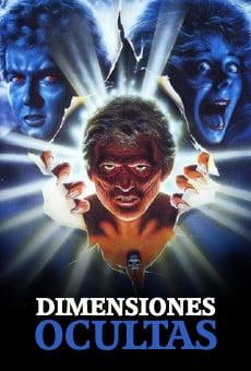 Película: Dimensiones ocultas