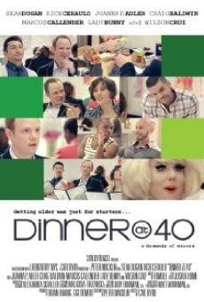 Dinner at 40 on-line gratuito