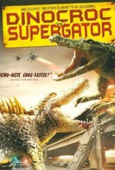 Ver película Dinocroc vs. Supergator