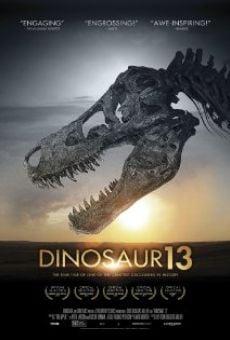 Película: Dinosaur 13