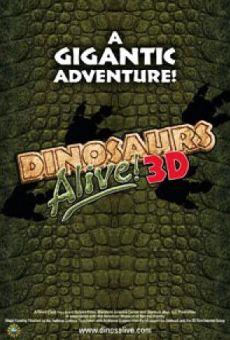 Dinosaurs Alive! 3D en ligne gratuit