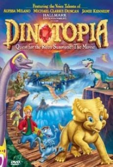 Dinotopia: Quest for the Ruby Sunstone on-line gratuito