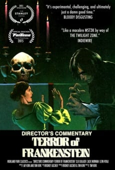Director's Commentary: Terror of Frankenstein