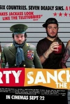 Película: Dirty Sanchez: The Movie