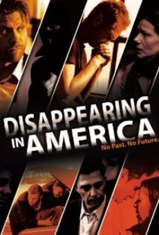 Disappearing in America online