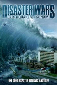 Película: Disaster Wars: Earthquake vs. Tsunami
