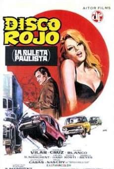 Ver película Disco Rojo (La ruleta paulista)