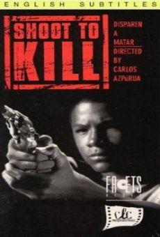 Ver película Disparen a matar