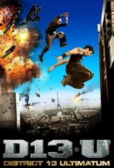 Banlieue 13 - Ultimatum online streaming