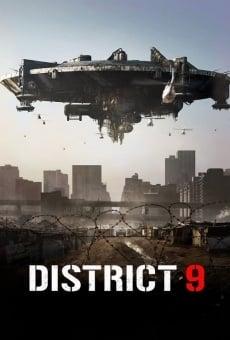 Ver película Distrito 9