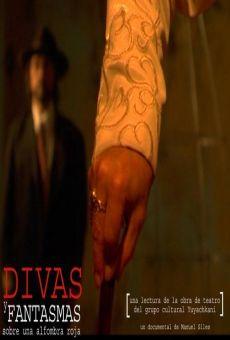 Ver película Divas y fantasmas sobre una alfombra roja