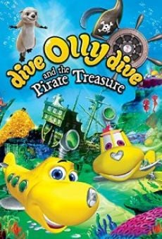 Dive Olly Dive and the Pirate Treasure on-line gratuito