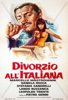 Divorce à l'italienne en ligne gratuit