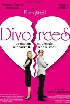 Ver película Divorcios