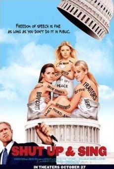 Ver película Dixie Chicks – Shut Up And Sing