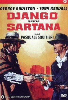 Django desafía a Sartana online gratis