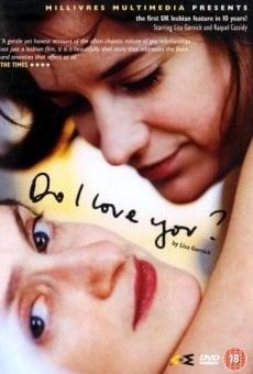 Ver película ¿Te quiero?