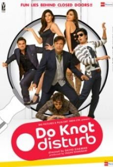 Película: Do Knot Disturb
