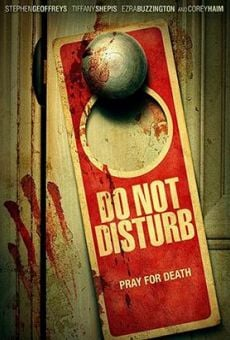 Película: Do Not Disturb