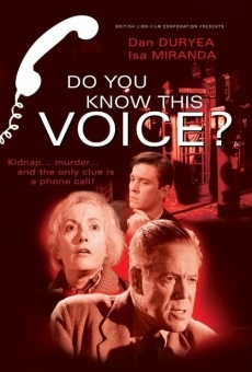 Do You Know This Voice? en ligne gratuit