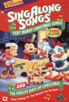 Ver película Doce días de Navidad