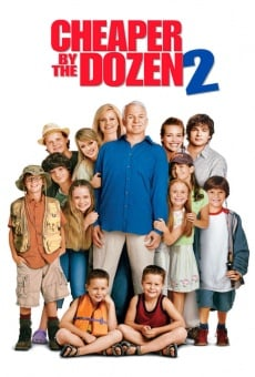 Cheaper by the Dozen 2 on-line gratuito