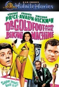 Dr. Goldfoot and the Bikini Machine on-line gratuito