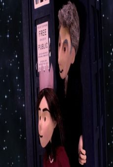 Doctor Puppet: The Planet That Came For Christmas