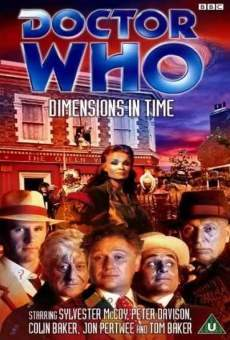 Doctor Who: Dimensions in Time online gratis