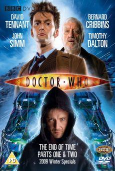 Doctor Who: El fin de los Tiempos online gratis