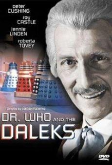 Ver película Doctor Who y los Daleks