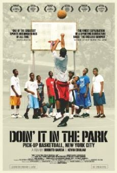 Doin' It in the Park: Pick-Up Basketball, NYC en ligne gratuit