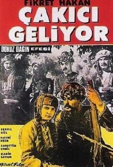 Ver película Dokuz dagin efesi: Çakici geliyor