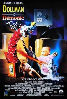 Ver película Dollman contra los juguetes demoníacos