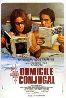 Ver película Domicilio conyugal