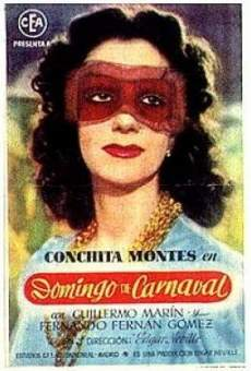 Ver película Domingo de carnaval