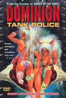 Ver película Dominion Tank Police