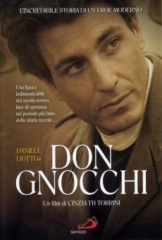 Ver película Don Carlo Gnocchi, el ángel de los niños