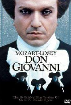 Ver película Don Giovanni