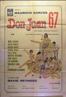 Ver película Don Juan 67