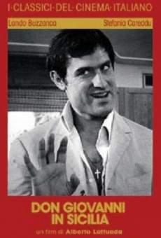 Ver película Don Juan en Sicilia